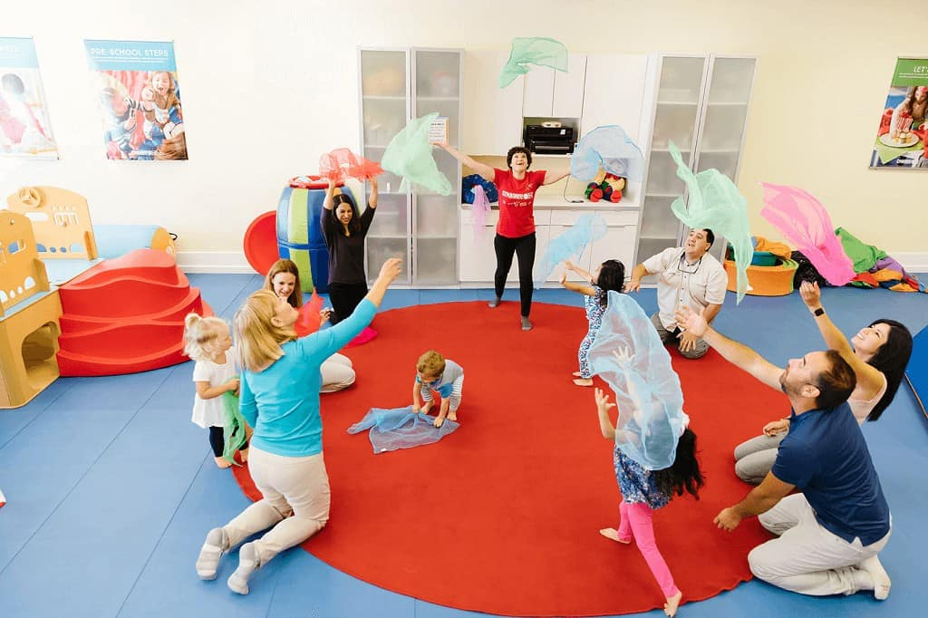 Classes - Baby - Family Play (6m-5 years)
