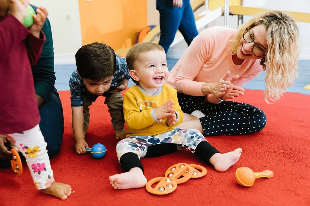 Classes - Baby - Baby Music (6-14 months)