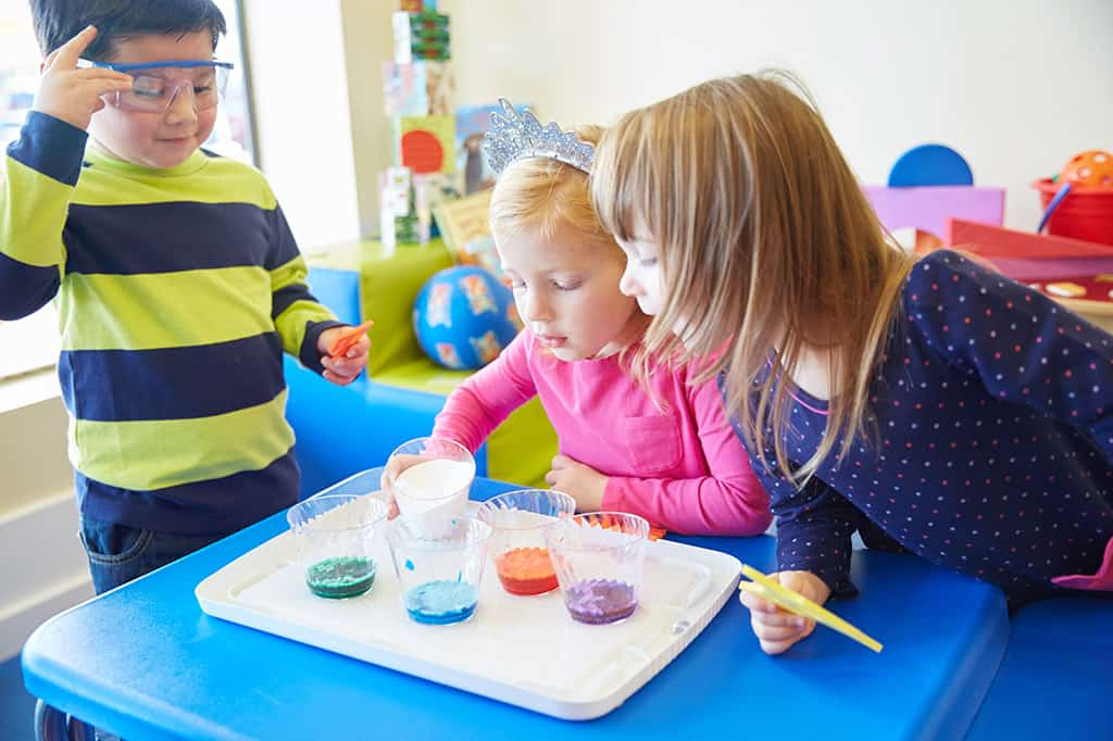 Kinderkurse - Vorkindergarten / Vorschulkind - English Kids Club (3-5 Jahre)